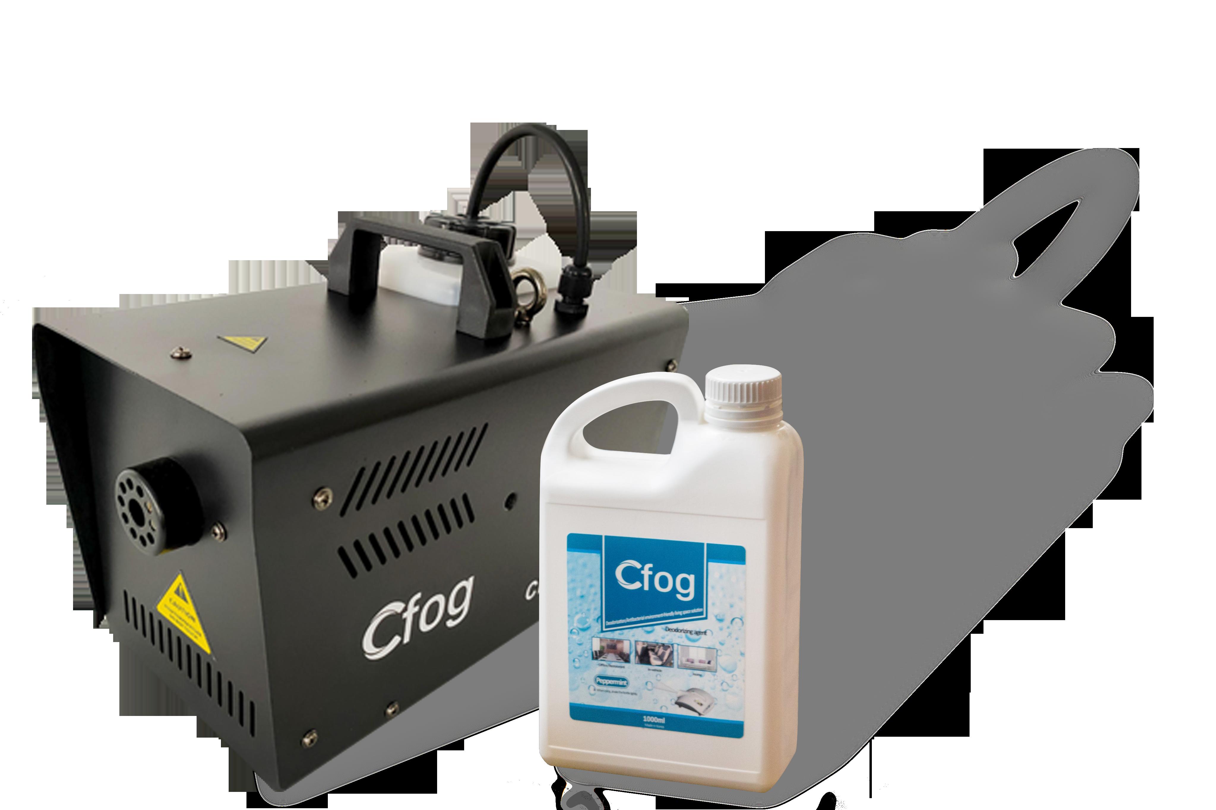 Máy phun sương nào phù hợp với dung dịch diệt khuẩn CFOG